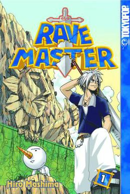 Rave_Master,_Volume_1